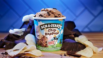 Ben & Jerry's Chip Happens