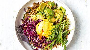 Californische lunchbowl van Donal Skehan