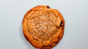 Chocolate chip cookies fouten