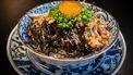 bowl met Japanse natto