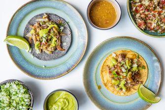 Coba Mexicaans restaurant