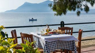 culinair genieten Grieks Verkeersbureau
