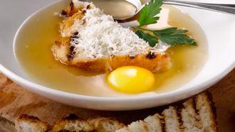 zuppa pavese