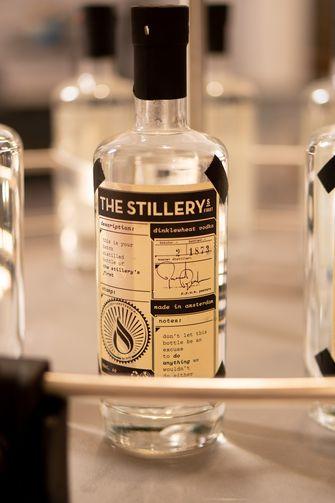 Batchnummer The Stillery vodka
