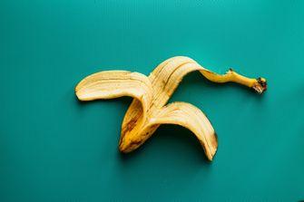 Afbeelding bananenschil
