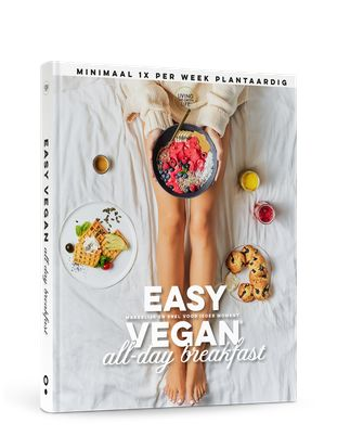 kookboek easy vegan all day breakfast