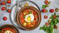 huevos rancheros met chorizo