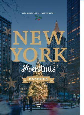 kerst kookboeken - New York Kerstmis Bakboek