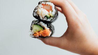 DIY sushi cones: perfecte snack voor feestjes