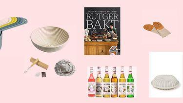 Tools en cadeaus voor baklovers