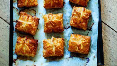 Sinterklaas saucijzenbroodjes
