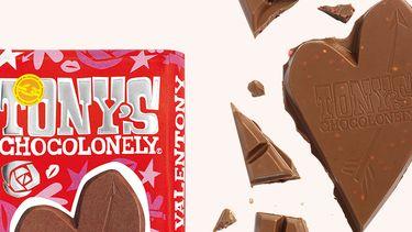 velentijnsreep van tony's chocolonely
