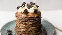 oreo pancakes als voorbeeld van feestelijke recepten