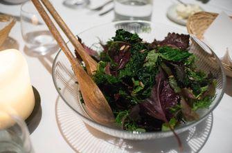 Salade bij De Zusters in Maarssen