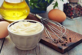 Geschifte mayonaise herstellen