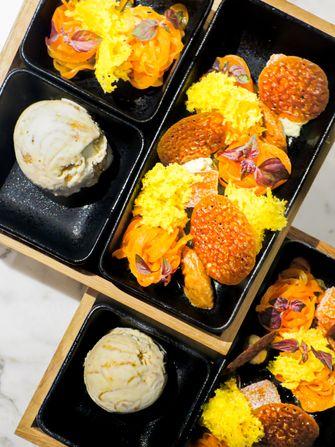 Dessert bij By Noa
