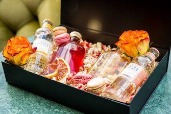 Valentijnsdag cocktails