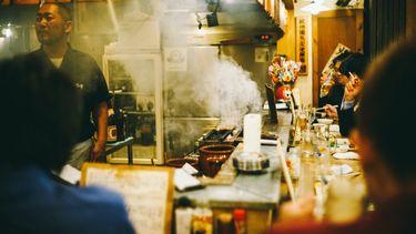 Japans streetfood restaurant