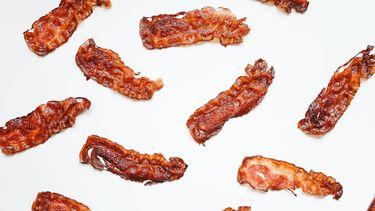 bacon in de airfryer bereid