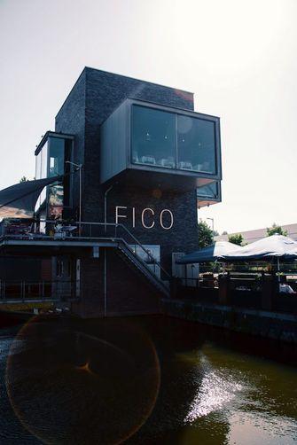 Het pand van Fico in Utrecht
