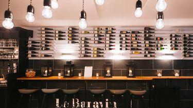 wijnbars in Amsterdam / Le Baravin
