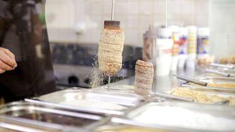 chimney cakes