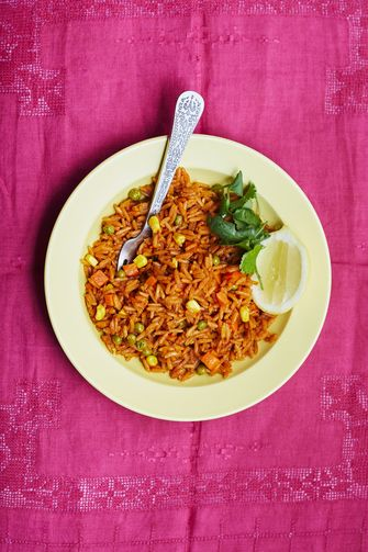Arroz Mexicano / Mexicaanse rijst