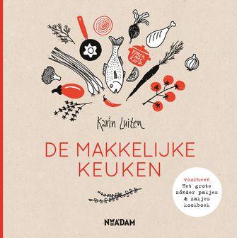 Kookboek De Makkelijke Keuken Karin Luiten