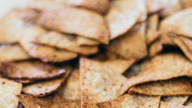Krokante nacho's