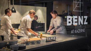 Restaurant Benz at Kazerne Eindhoven