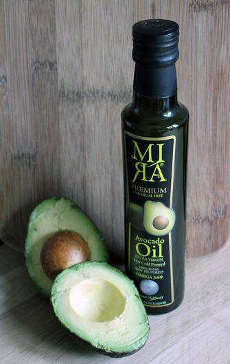 avocado / soorten olie