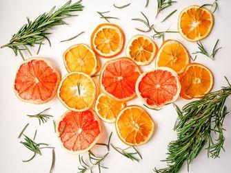 Afbeelding van sinaasappelschil