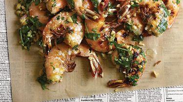Charleston shrimp