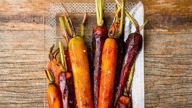 Culy Homemade regenboogwortelen