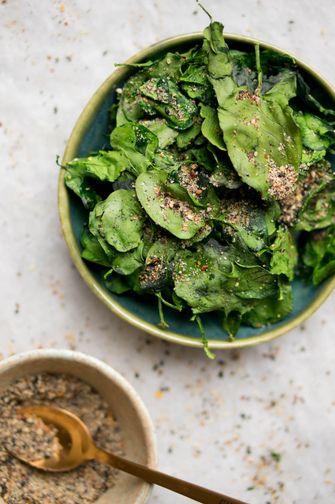 Spinazie chips: gezond alternatief voor chips