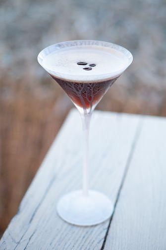 Espresso Martini van Belvedere x Schilo van Coevorden