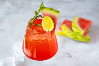 watermeloen cocktail