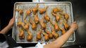 koude fried chicken van Momofuku Ko