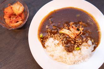 Japans stoofvlees met curry