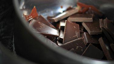au bain marie chocolade smelten