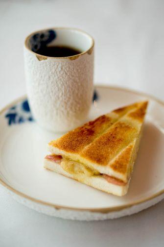 high tea tosti