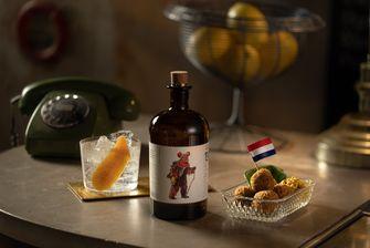 bitterballen gin van Monkey 47