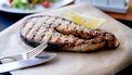 Mayonaise bij het grillen van vis