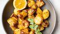 Griekse citroenaardappeltjes