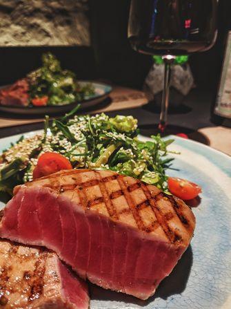 De perfecte tonijnsteak