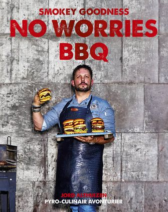 No Worries BBQ-boek